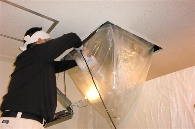名古屋でエアコンクリーニングを承る【エッジクリーンサービス】なら壁掛け・天カセなど幅広いタイプに対応出来るから安心!
